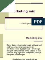Marketing Mix Zaoczni