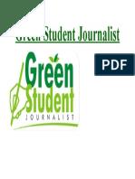 Green Student Journalist