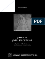 I. Kant- Paz Perpetua