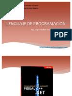 Lenguaje de Programacion Clase 3 Net 2010