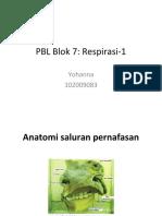 Pbl Blok 7 by Yohanna