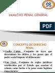3° CLASE DERECHO PENAL GENERAL