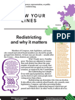 Redistricting Guide -- Know Your Lines