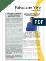 Boletín Abril 2011 - IU Palomares del Río