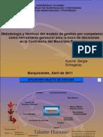 Presentacion Fase I, II, II