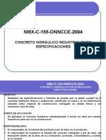 Especificaciones de Concreto Hidraulico