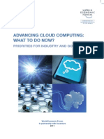 Advanced Cloud Computing Report