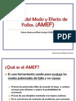 An€¦álisis del Modo y Efecto de Fallas AMEF