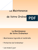 Anim Maintenance Ordi