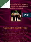 Cambios Neuroconductuales Mot Rices, Organicos Internos y