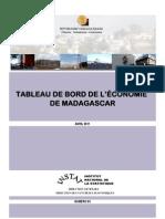 Tableau de bord de l'économie de Madagascar (INSTAT - 2011)