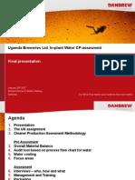 Uganda Breweries Assessment