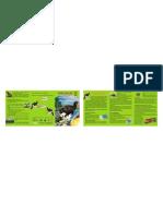 Guía verde 2, Contaminación de Suelo, Aire y Efecto Invernadero