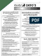 Chavornay Infos du 29 avril 2011