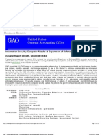 GAO - Information Security