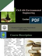 Environmental Engineering Lec 1