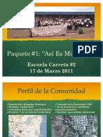 Escuela Carreta 2