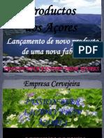 Productos dos Açores