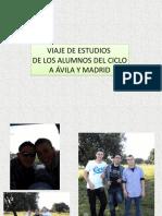 AVILA MADRID
