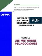 14251335 Module 3 Les Methodes Pedagogiques