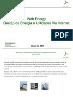 APRESENTAÇÃO 4 - PRODUTO PT01 - Monitoramento de Energia WEB Energy v1