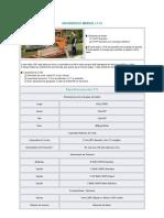 Aserradero Manual Lt 15