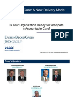 ACO Webcast What you need to know - April 25, 2011