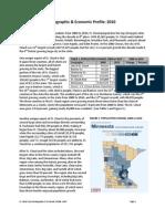 Greater St. Cloud MN Economic Profile