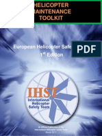 Helicopter Maintenance Toolkit