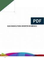 Sobre Mexico Guia Basica Para Invertir en Mexico Espanol