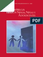 Contra la Trata de Niños, Niñas y Adolescentes