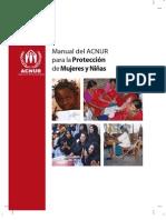 Manual Protección Mujeres y Niñas