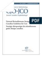 National a Strategy Canadian Guidelines for Care 2009