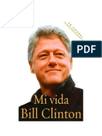Mi Vida - Bill Clinton
