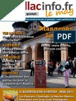 Gaillacinfo Le Mag n°1 - mai 2011