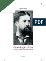 Comunicação e Ética. O Sistema Semiótico de Charles S. Peirce - Anabela Gradim