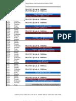 Bulldog remaining Season Schedule(1)