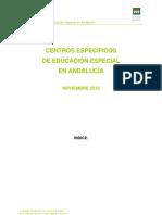Informe Defensor Del Menor Sobre Colegios Especiales