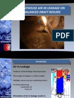 UDC MACT Workshop Air-In Leakage Presentation Copy