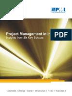 PMI-FCCI Six Sector Study