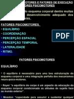 FTMG Fatores Psicomotores e de Execução