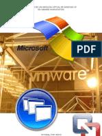 Creación de una máquina virtual de Windows XP en VMWare Workstation