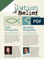 Evolution of Belief
