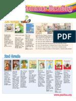 Pauline KIDS Summer Reading List