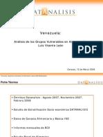 NSE 2008 Venezuela