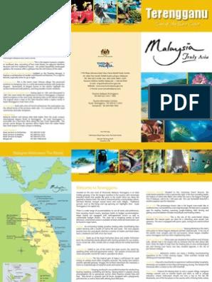 Brochure Terengganu Mta (1) | Malaysia | Leisure