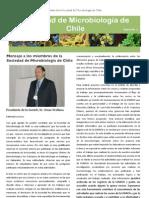 Boletin Sociedad de Microbiología de Chile No.1
