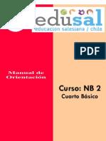 4Basico MANUAL DE ORIENTACIÓN
