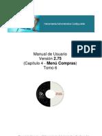 A2 SOFTWAY VENEZUELA - Manual Módulo Administrativo Tomo 6 _Menu Compras_