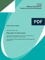 NHS ChestPain Handbook